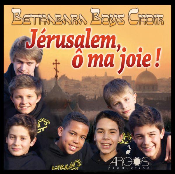 Jérusalem ô ma joie ! CD