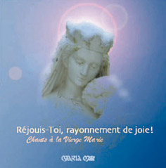 Réjouis-toi, rayonnement de joie ! – CD