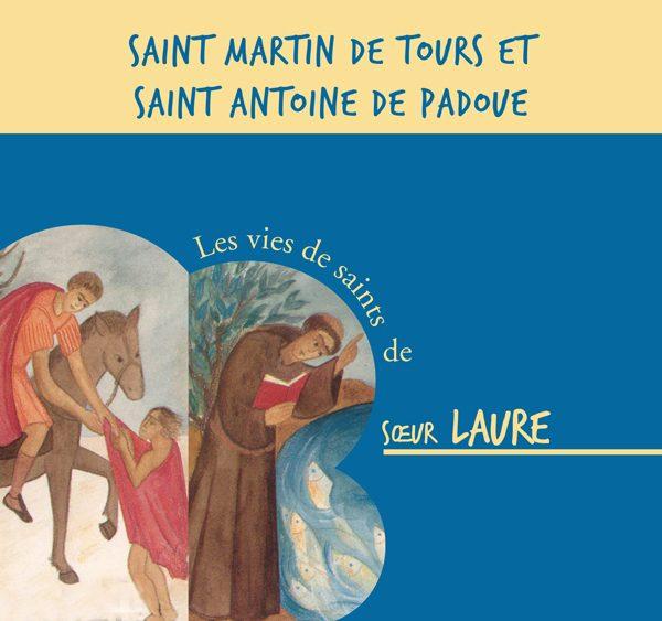 Saint Martin de Tours et Saint Antoine de Padoue – CD
