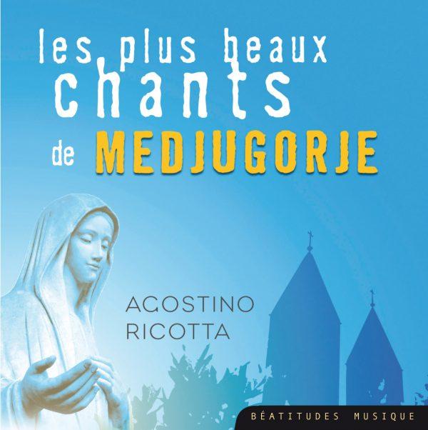 Les plus beaux chants de Medjugorje – CD