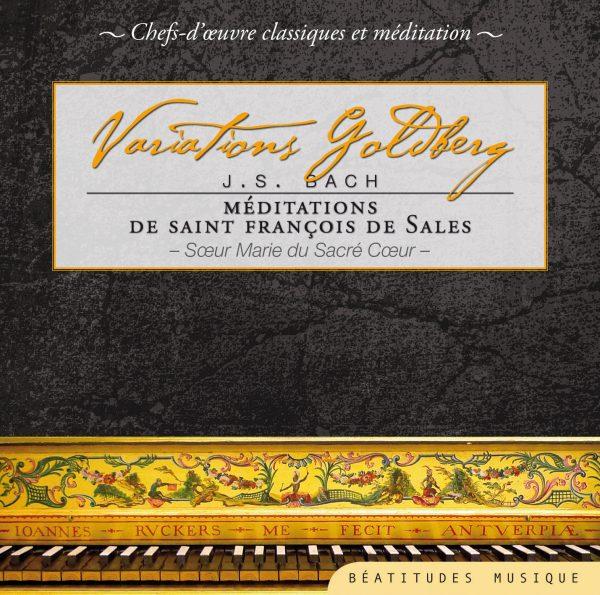 Variations Goldberg – CD