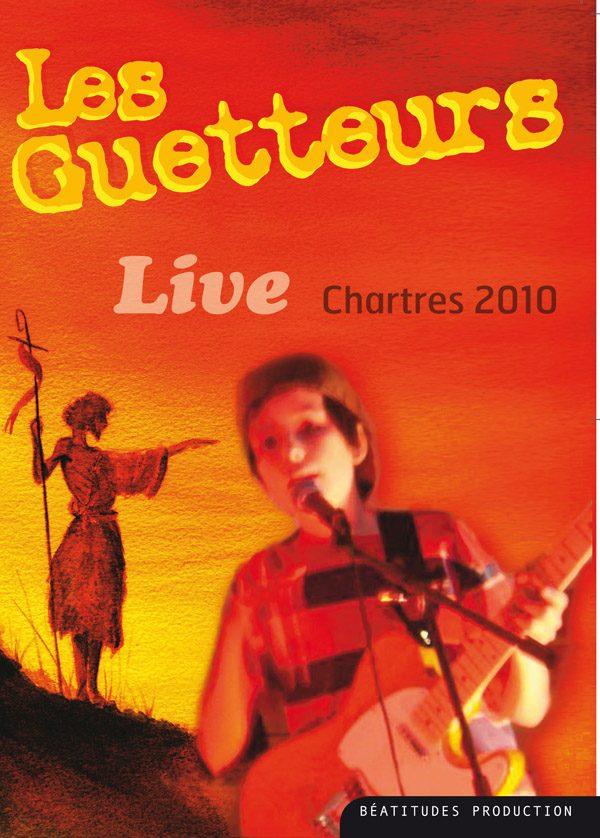 Les guetteurs : live Chartres 2010 ! – DVD
