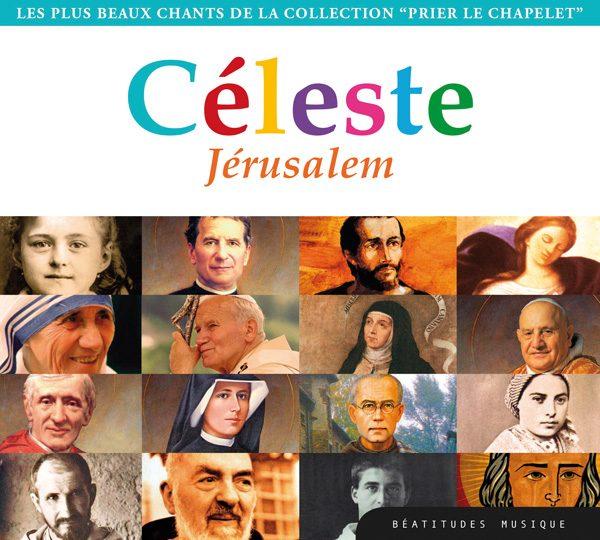 Céleste Jérusalem – CD
