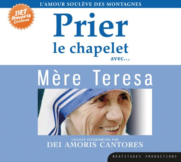 Prier le chapelet avec Mère Teresa – CD