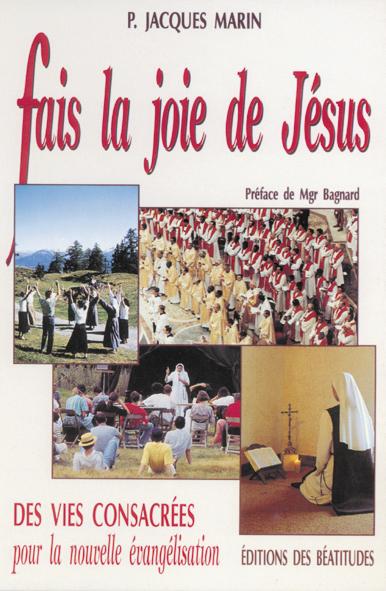 Fais la joie de Jésus