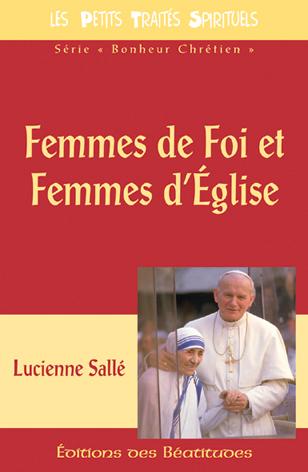 Femmes de Foi et femmes d'Eglise