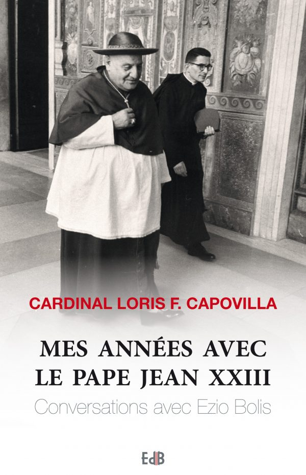 Mes années avec le pape Jean XXIII