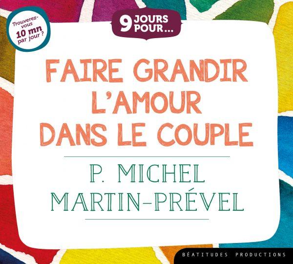 9 jours pour faire grandir l'amour dans le couple – Livre audio