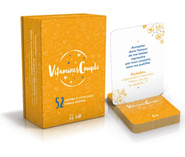 Cartes – Vitamines Couple