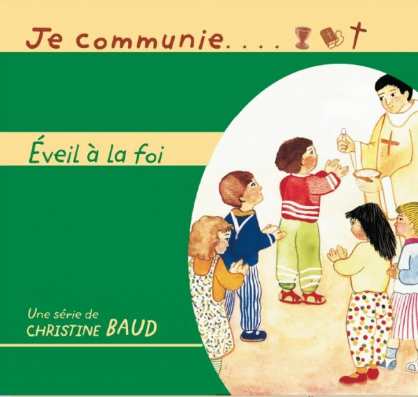 Je communie – CD