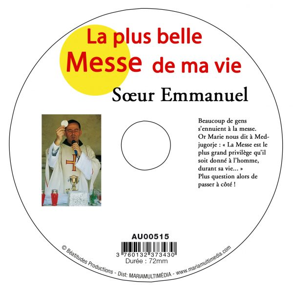 La plus belle messe de ma vie – CD