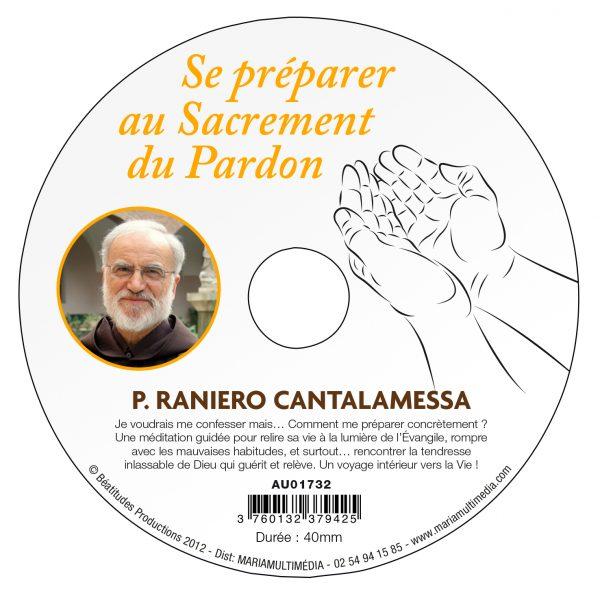 Se préparer au Sacrement du Pardon – CD