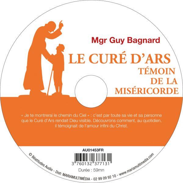Le Curé d'Ars, témoin de la Miséricorde – CD