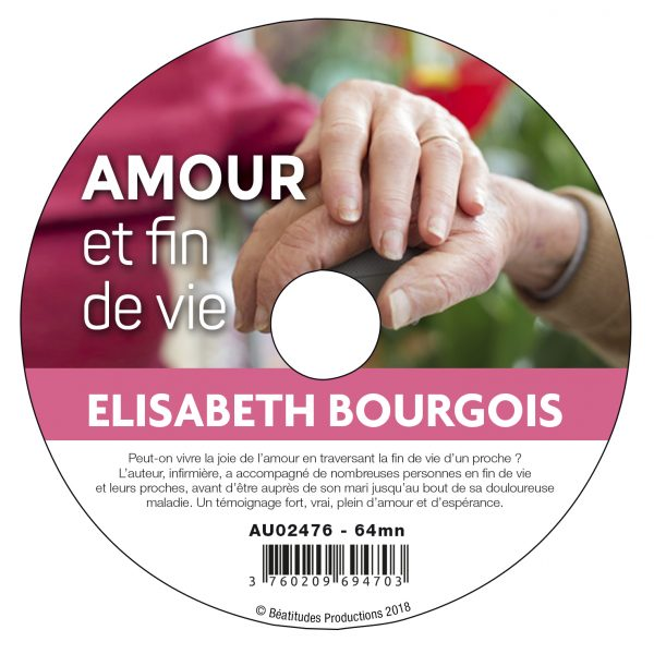 Amour et fin de vie – CD