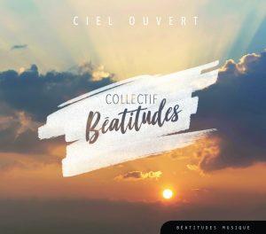 Ciel Ouvert CD - Collectif Béatitudes