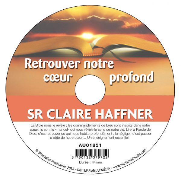 Retrouver notre cœur profond – CD