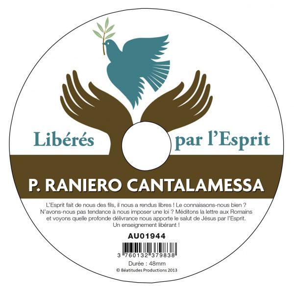 Libérés par l'Esprit ! – CD