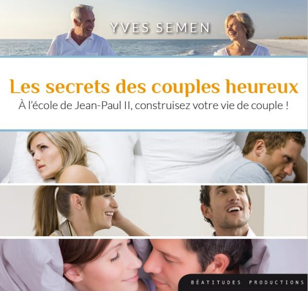 Les secrets des couples heureux – CD MP3