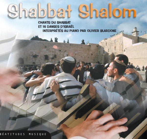 Shabbat Shalom – CD