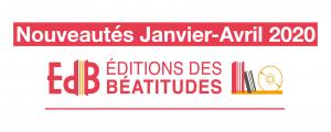 Catalogue nouveautés EdB - Janvier-Avril 2020