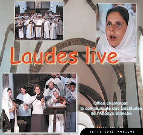 Laudes Live – CD