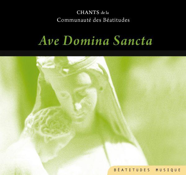 Ave Domina Sancta – CD