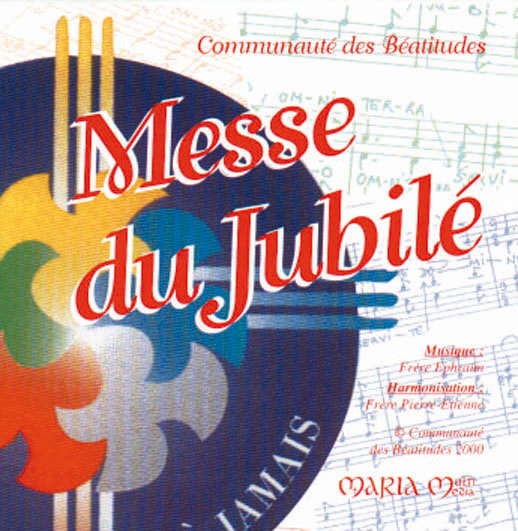 Messe du jubilé – CD