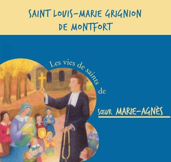Saint Louis Marie Grignion de Montfort – CD