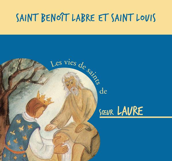 Saint Benoît Labre et Saint Louis – CD