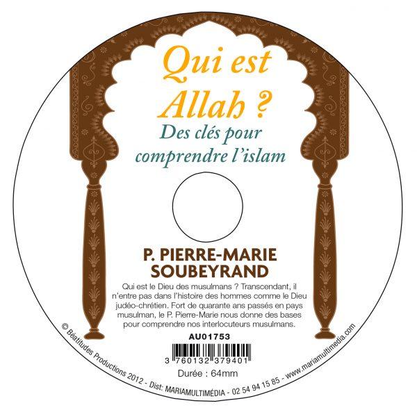 Qui est Allah ? – CD